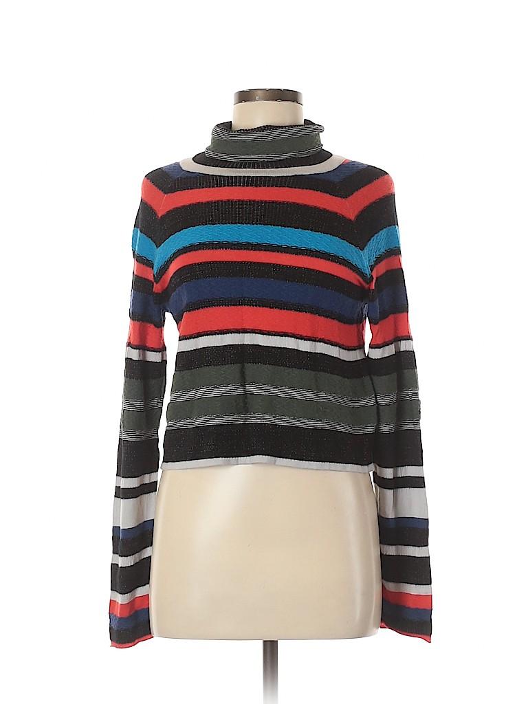 Free People Women Turtleneck Sweater Size M