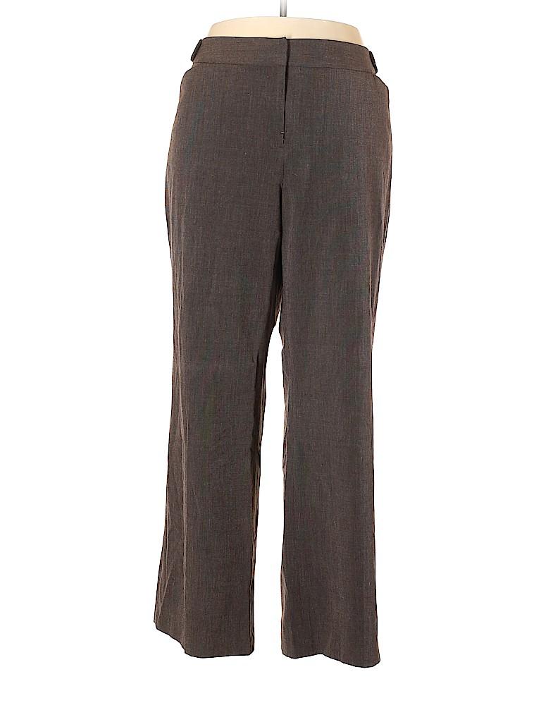 Style&Co Women Dress Pants Size 22W (Plus)