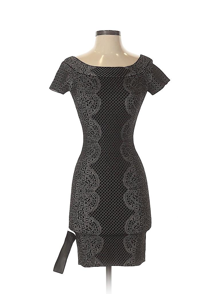 BCBGMAXAZRIA Women Cocktail Dress Size S