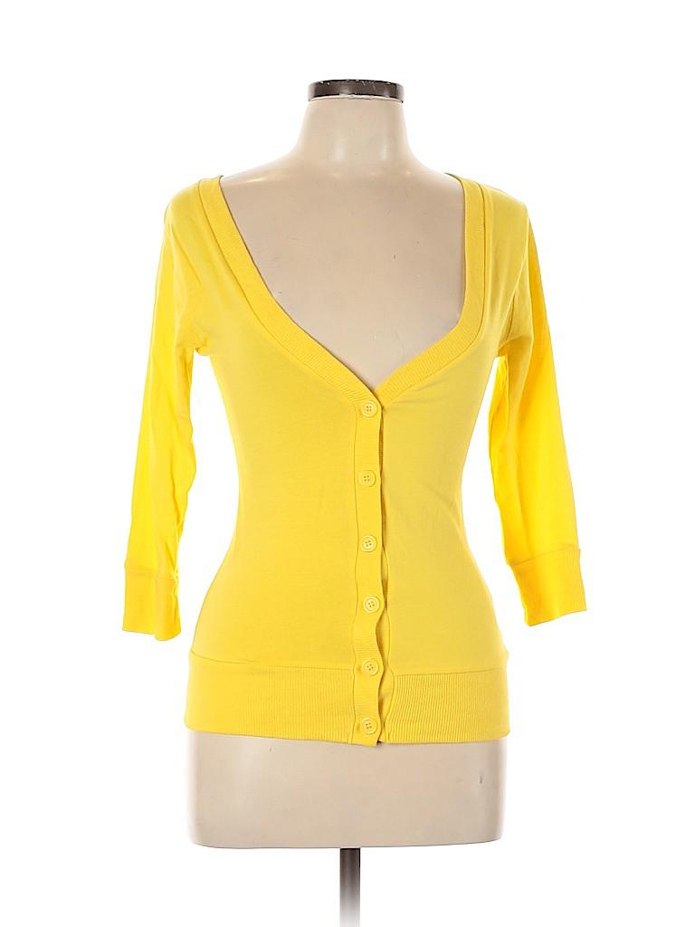 Zenana Outfitters Women Cardigan Size M