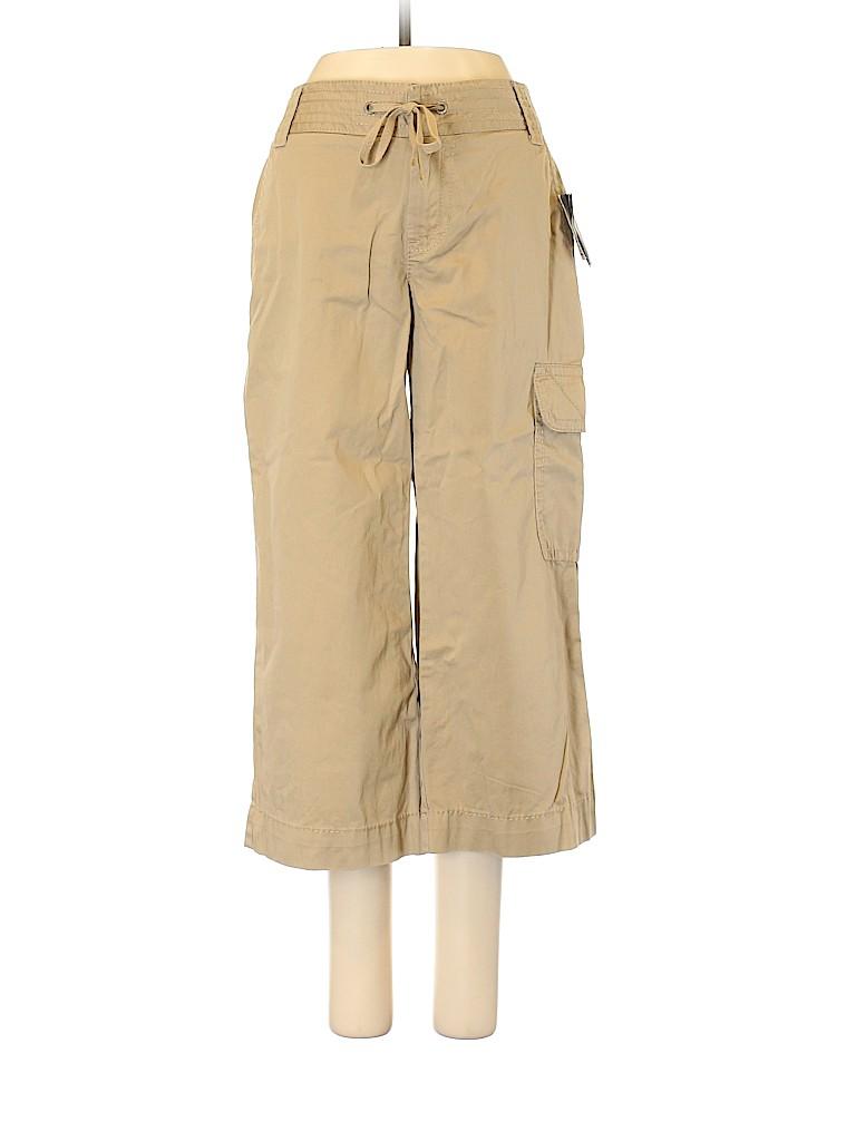 Liz Claiborne Women Cargo Pants Size 2 (Petite)