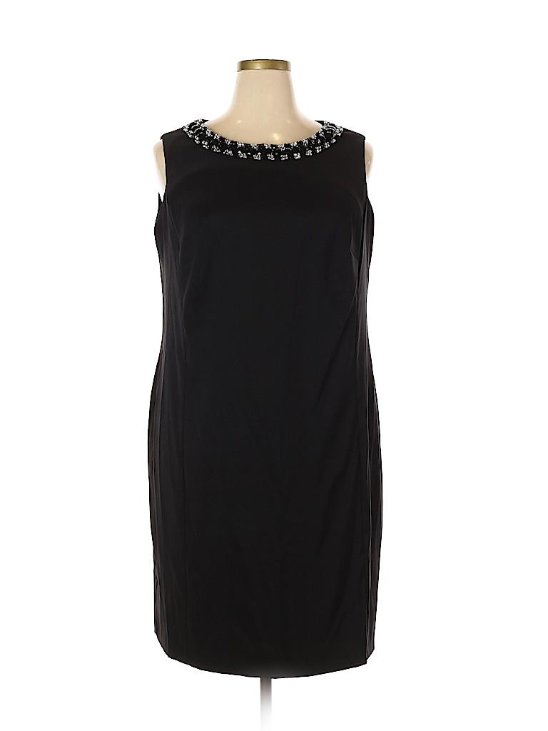 DressBarn Women Cocktail Dress Size 18 (Plus)