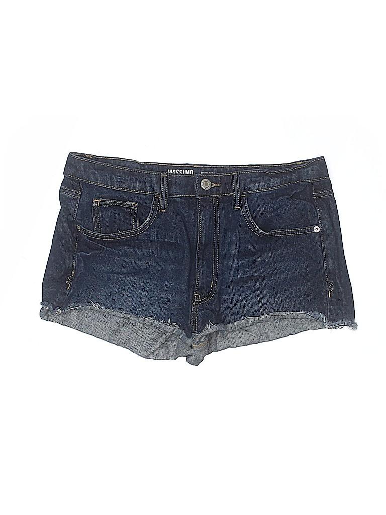 Mossimo Supply Co. Women Denim Shorts Size 15