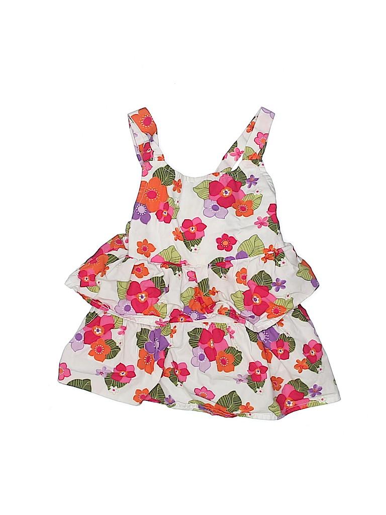 Gymboree Girls Sleeveless Blouse Size 3T