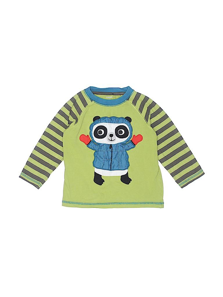 Gymboree Boys Long Sleeve T-Shirt Size 2T