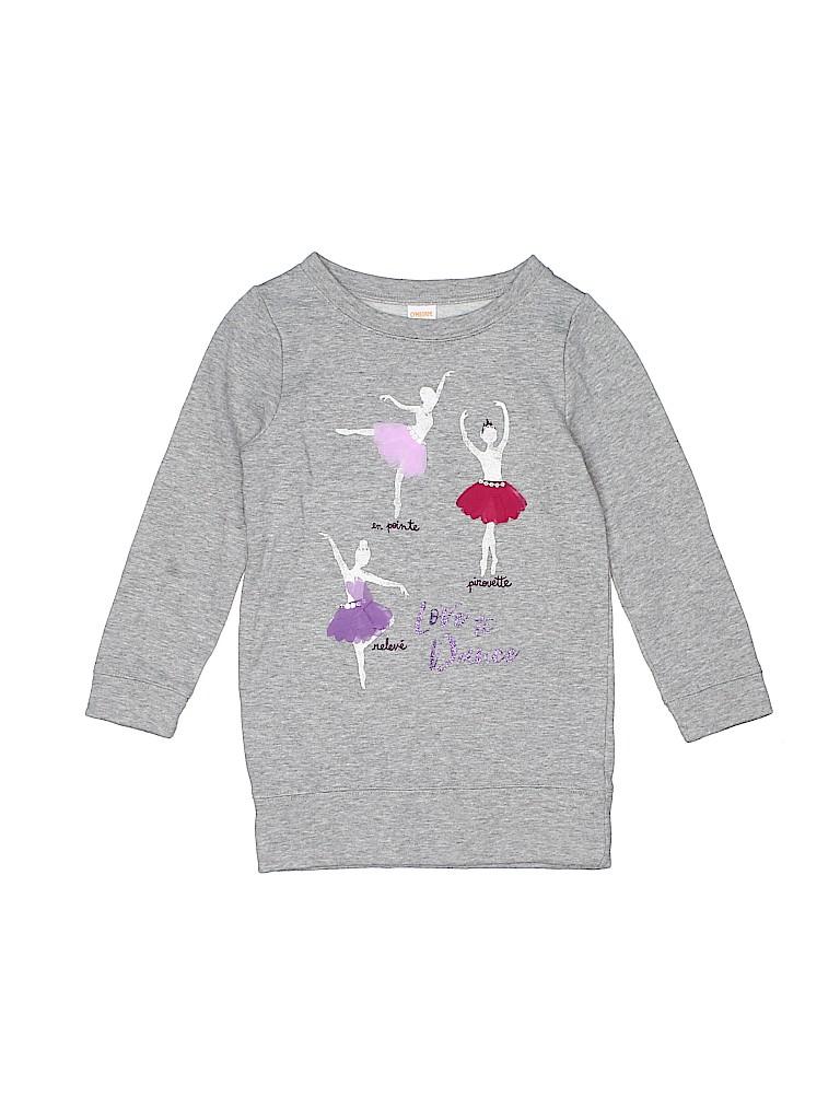 Gymboree Girls Sweatshirt Size 5 - 6