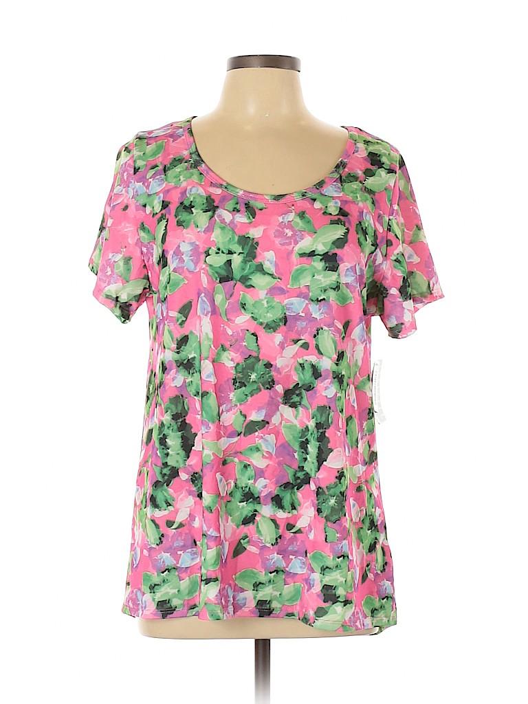 Lularoe Women Short Sleeve T-Shirt Size XL