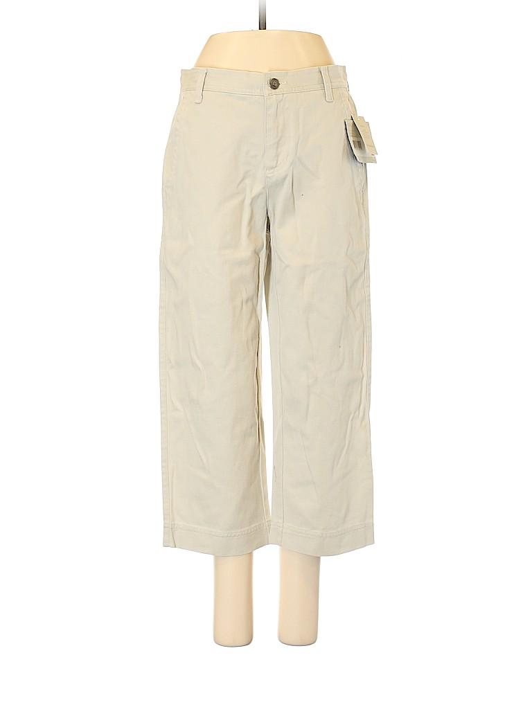 Liz Claiborne Women Khakis Size 2 (Petite)