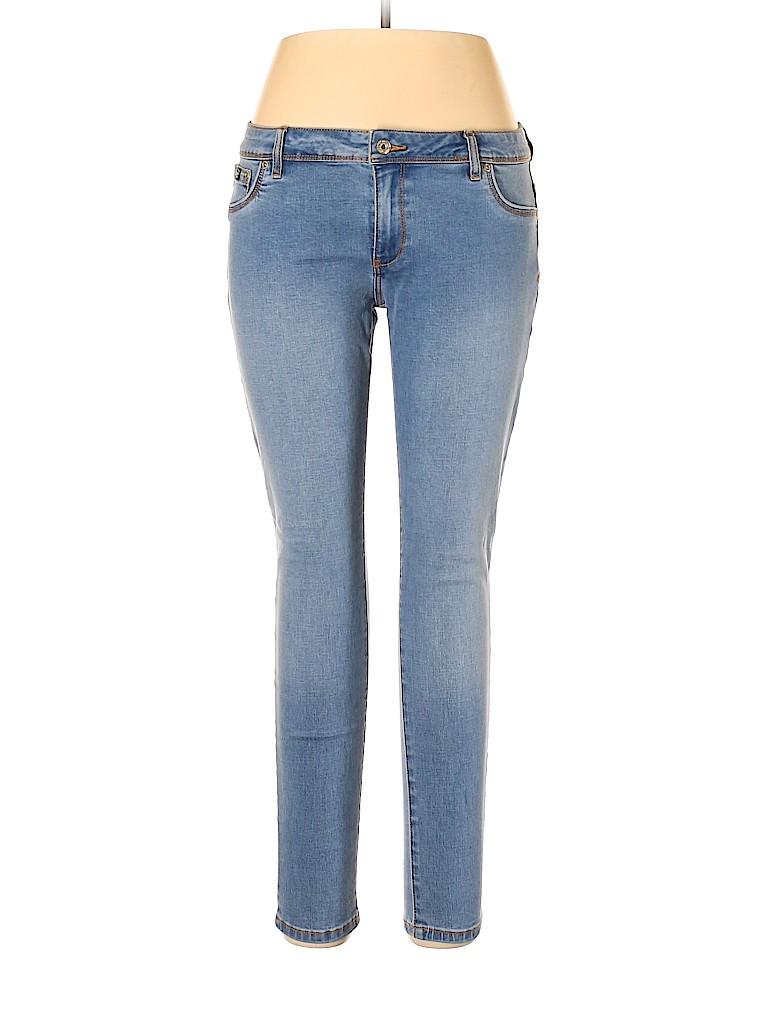 Superdry Women Jeans 34 Waist
