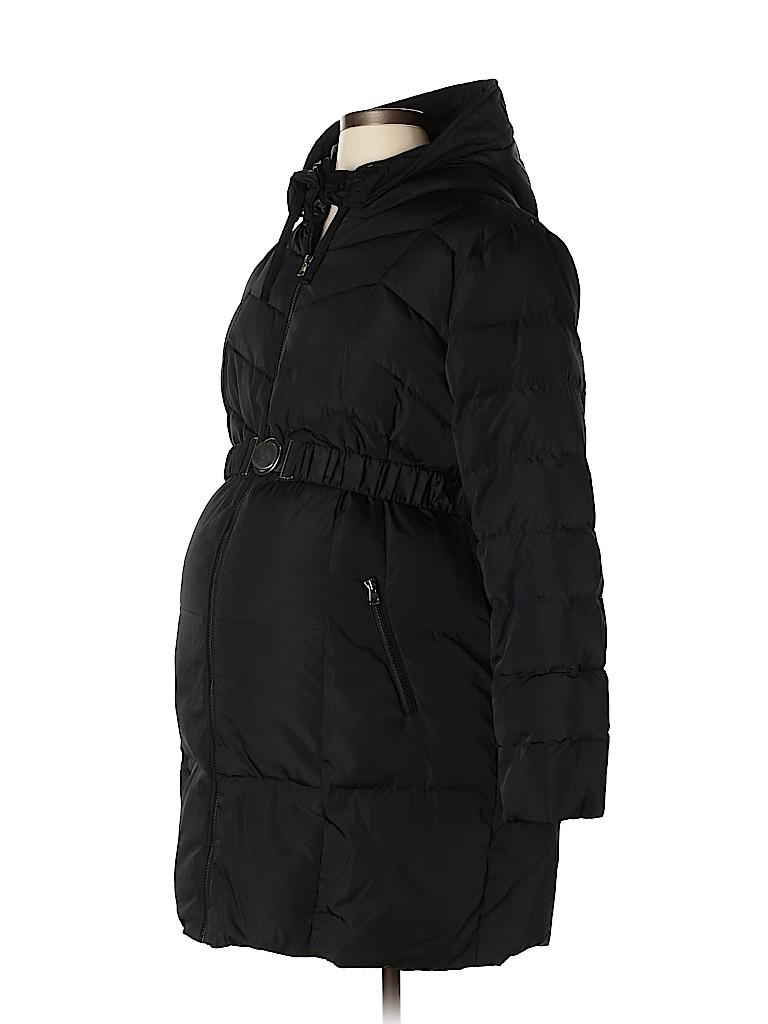 A Pea in the Pod Women Coat Size L (Maternity)