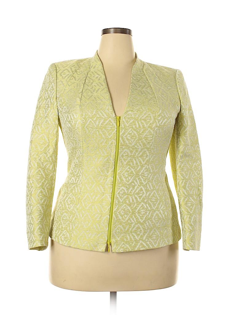 Lafayette 148 New York Women Jacket Size 14