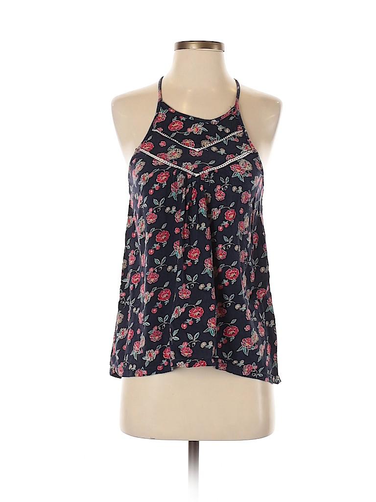 Hollister Women Sleeveless Blouse Size S