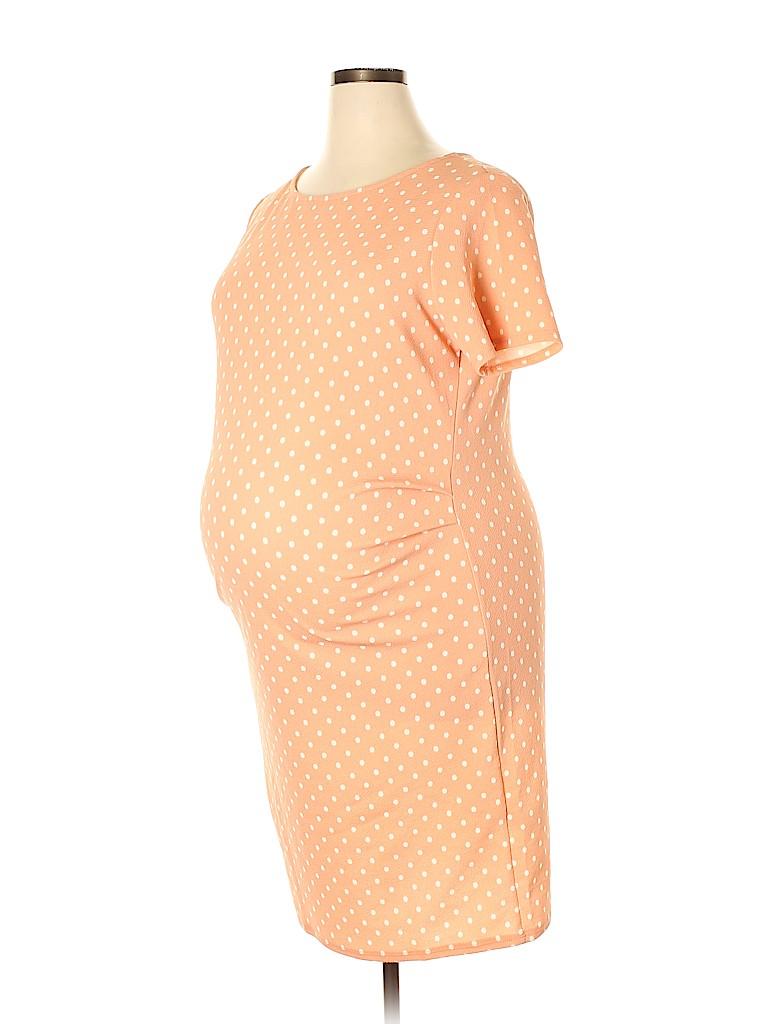 Pink Blush Women Casual Dress Size 3X (Plus)