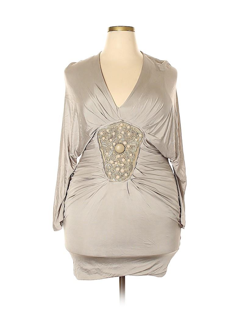 Yigal Azrouël New York Women Cocktail Dress Size XL (4)