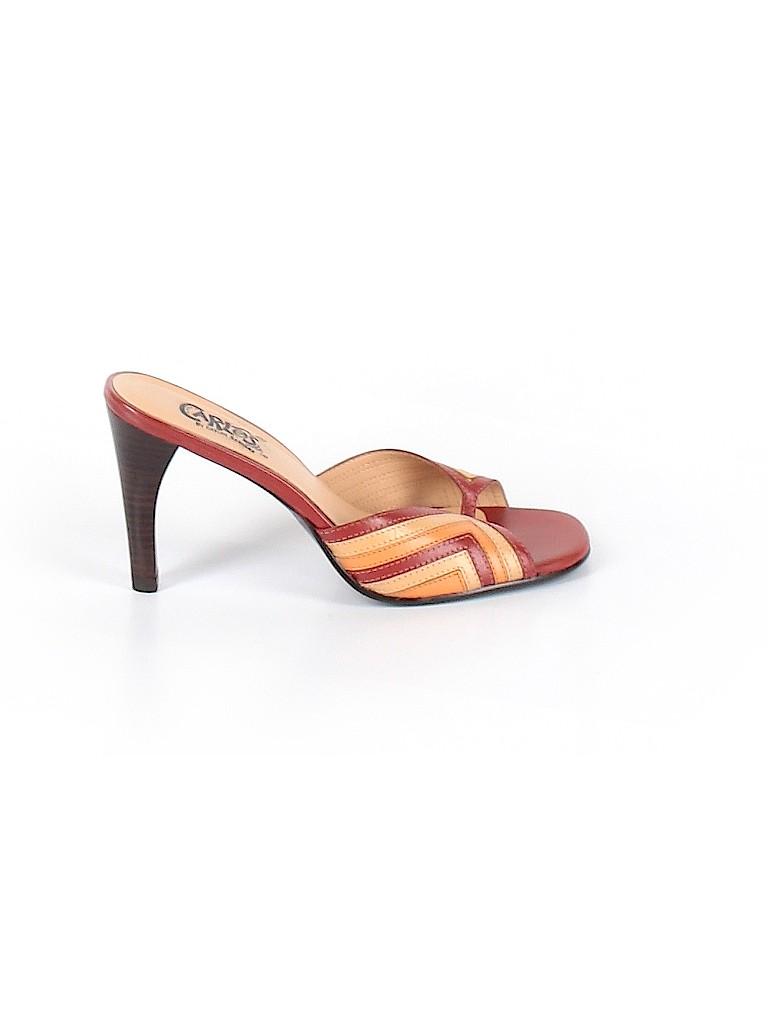 Carlos by Carlos Santana Women Mule/Clog Size 5 1/2