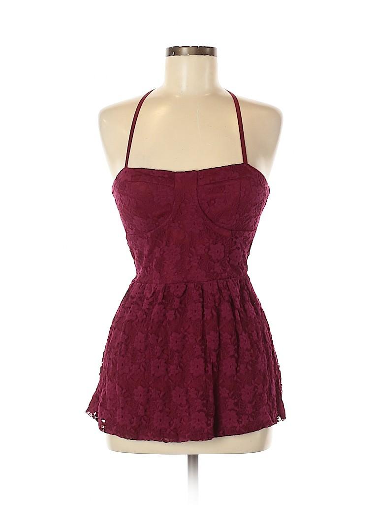 Rue21 Women Sleeveless Blouse Size M