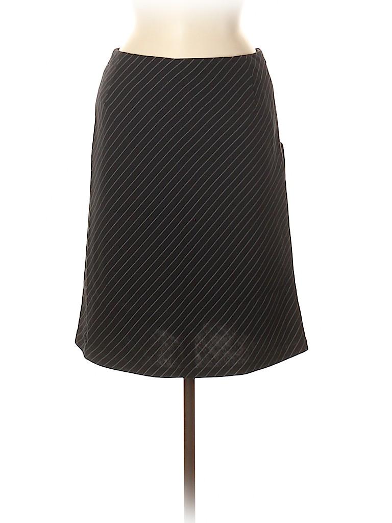 AKRIS Women Wool Skirt Size 6