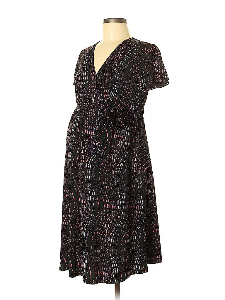 Oh Baby By Motherhood Women Casual Dress Size M (Maternity)