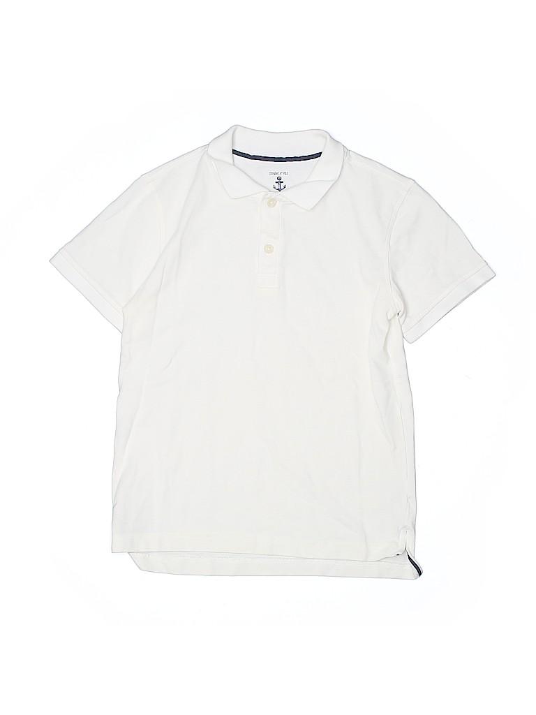 Gymboree Boys Short Sleeve Polo Size 12