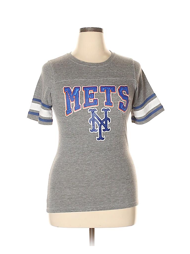 MLB Women Short Sleeve T-Shirt Size XL