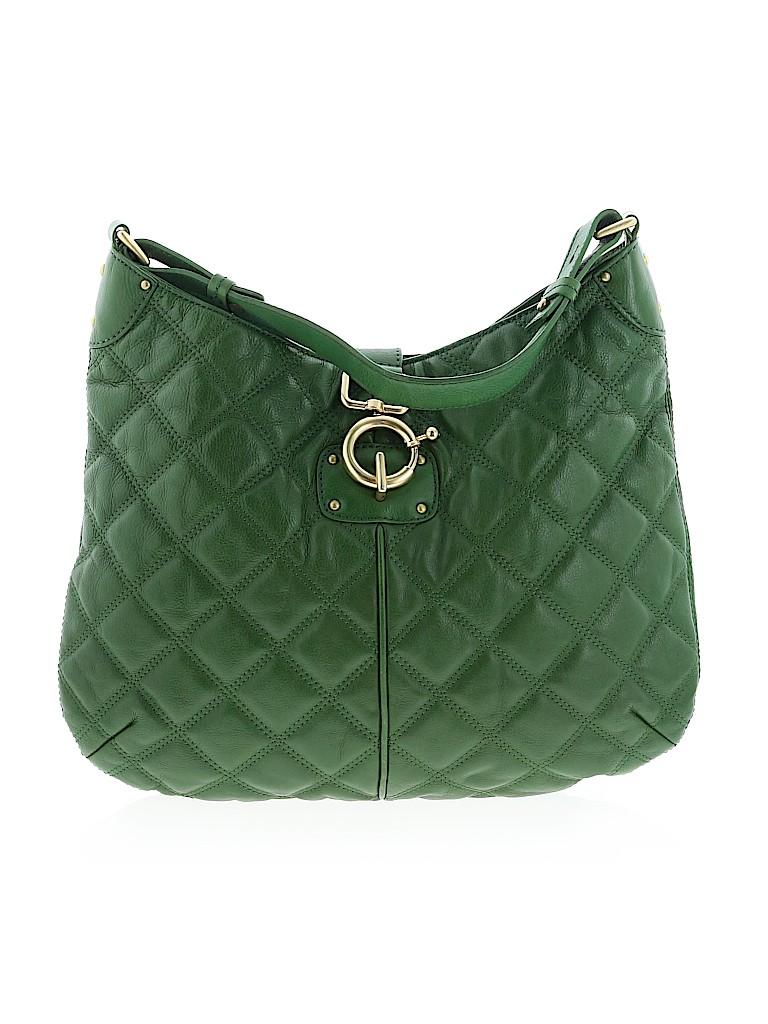 J. Crew Women Leather Shoulder Bag One Size