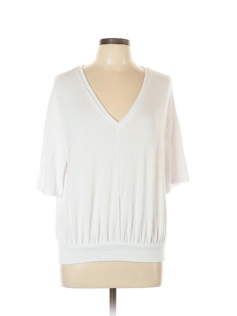 Gap Women Short Sleeve Top Size L