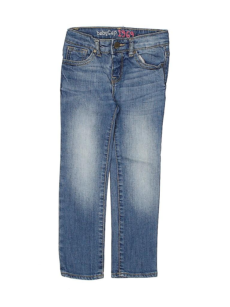 Baby Gap Girls Jeans Size 4Y