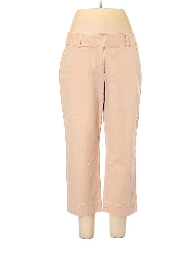 Ann Taylor LOFT Women Khakis Size 12