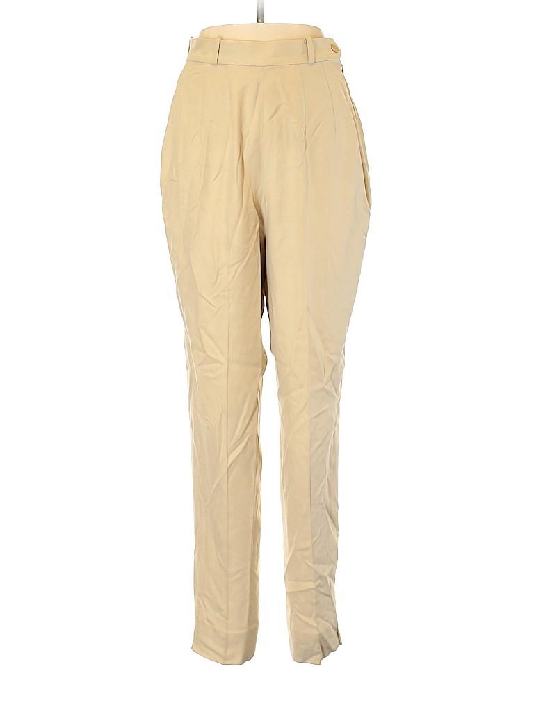 Banana Republic Women Silk Pants Size 6