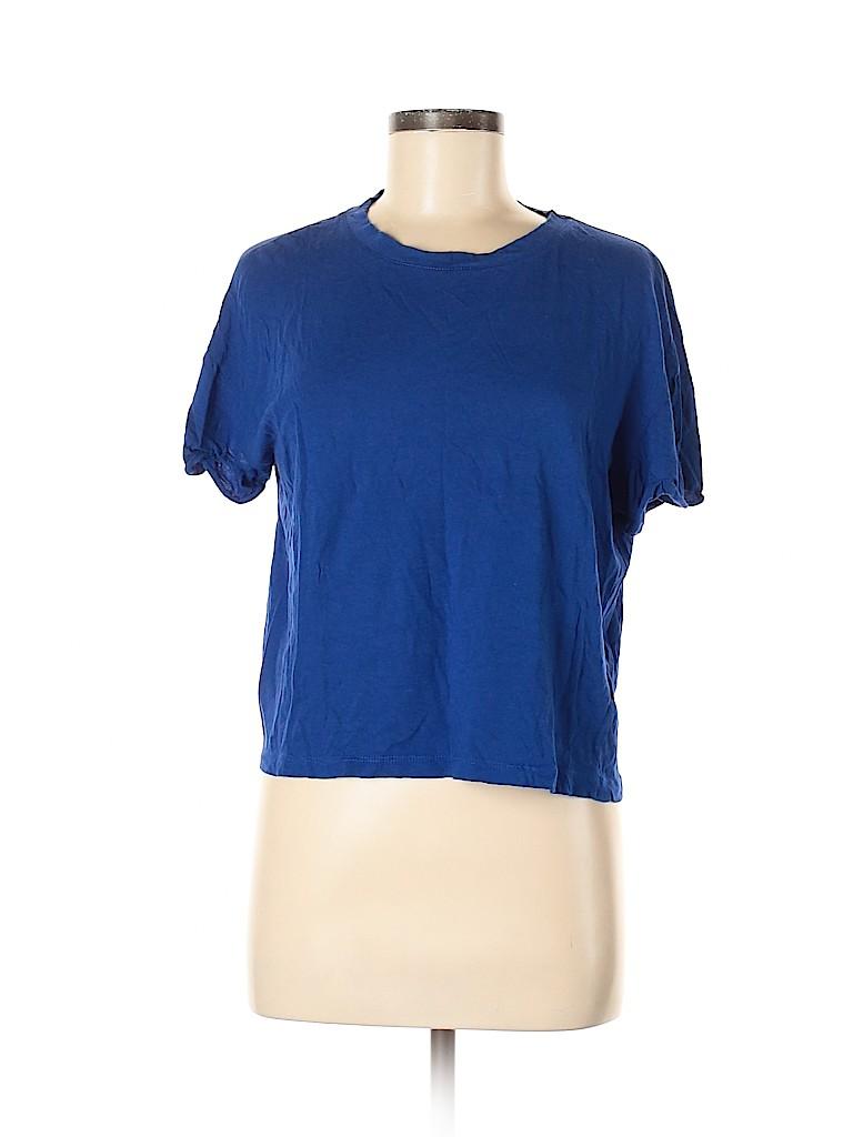 Zara TRF Women Short Sleeve T-Shirt Size S