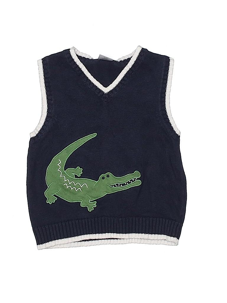 Gymboree Boys Sweater Vest Size 3T