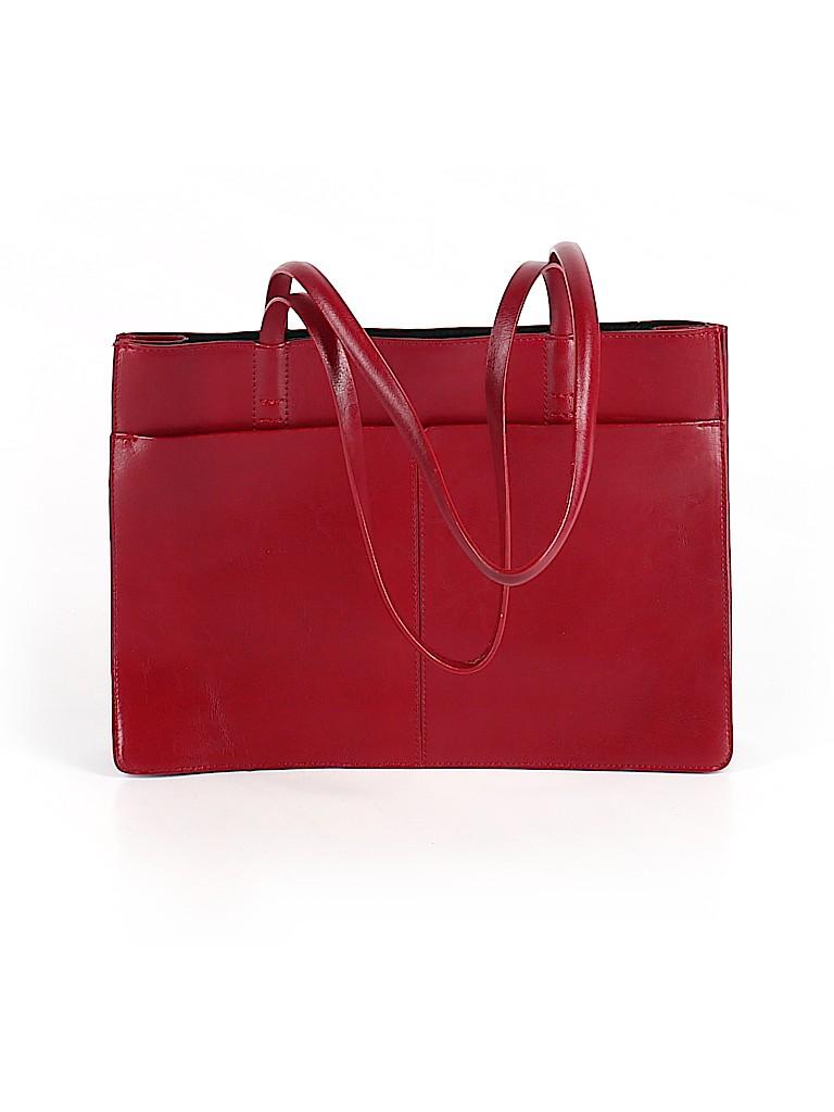 Alfani Women Leather Shoulder Bag One Size
