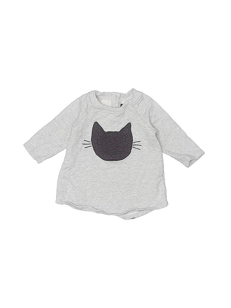 Baby Gap Girls Sweatshirt Size 3-6 mo