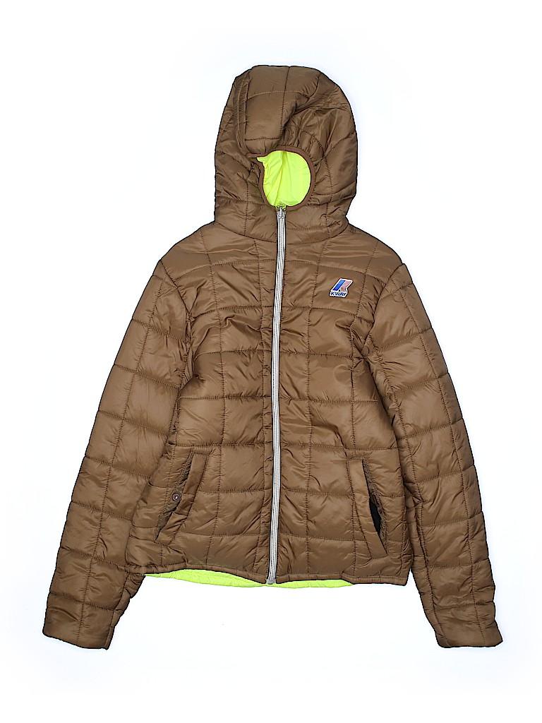 K-Way Boys Coat Size 10