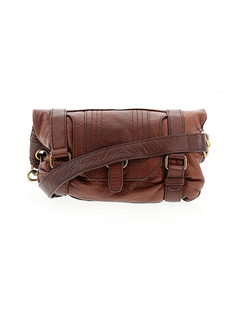 The Sak Women Leather Crossbody Bag One Size