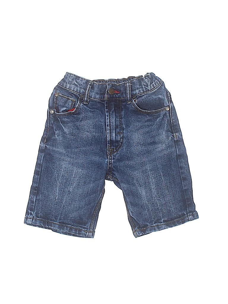 Wrangler Jeans Co Boys Denim Shorts Size 7