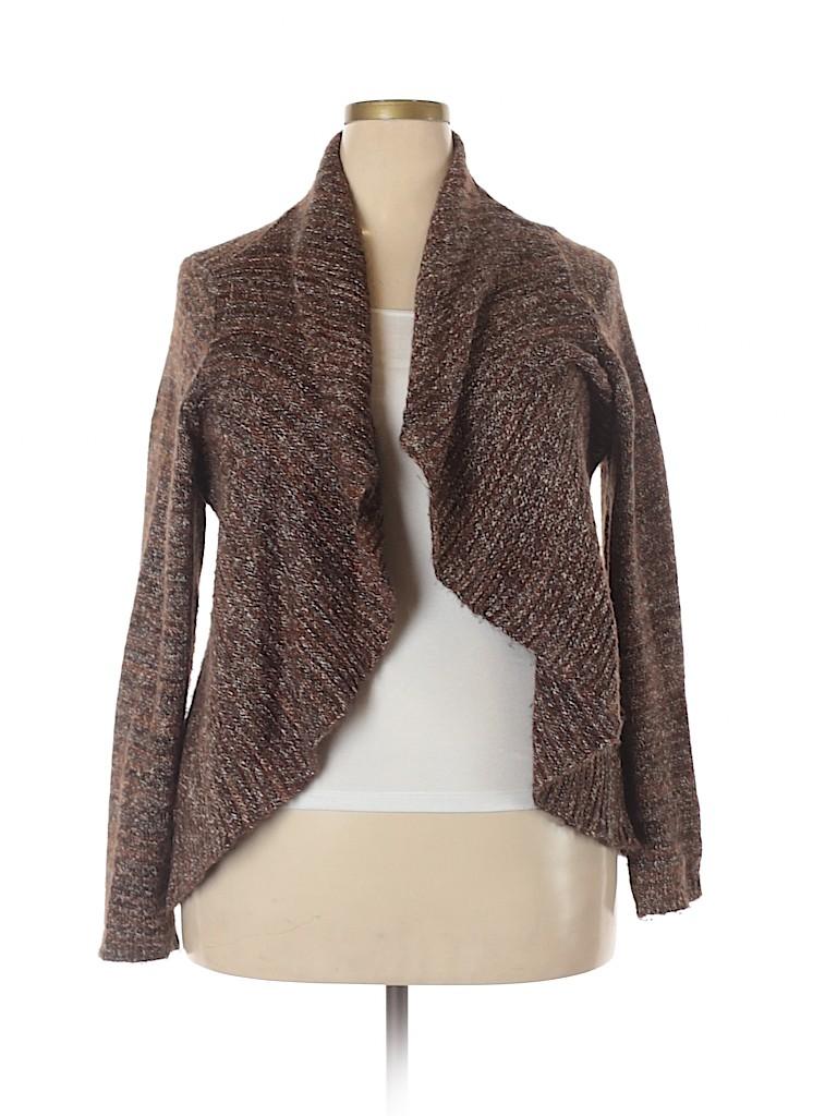 DressBarn Women Cardigan Size 18 - 20 (Plus)