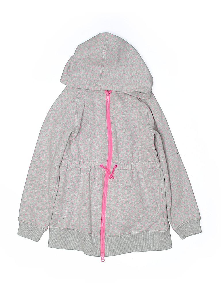 Gymboree Girls Zip Up Hoodie Size 10 - 12