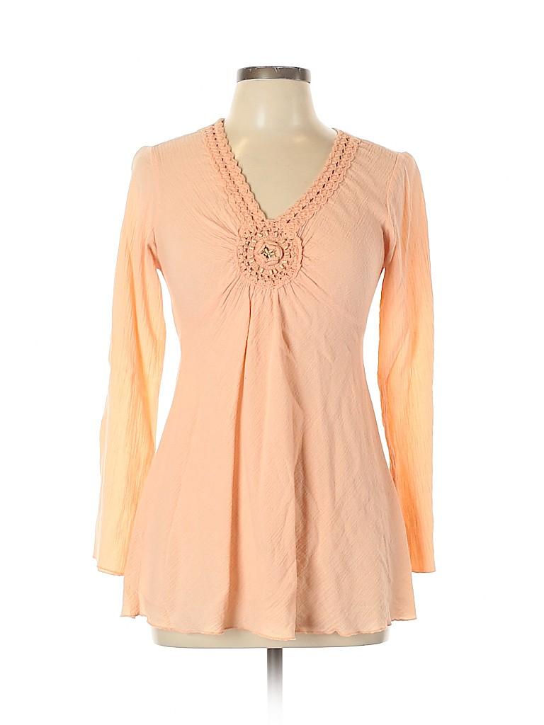No Boundaries Women Long Sleeve Blouse Size 11 - 13