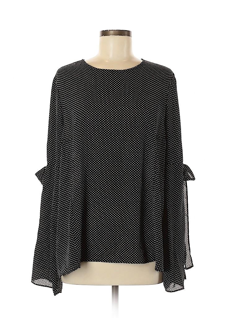 Who What Wear Women Long Sleeve Blouse Size XL