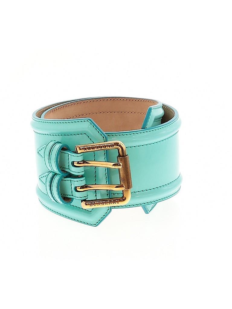 Burberry Prorsum Women Leather Belt Size XS