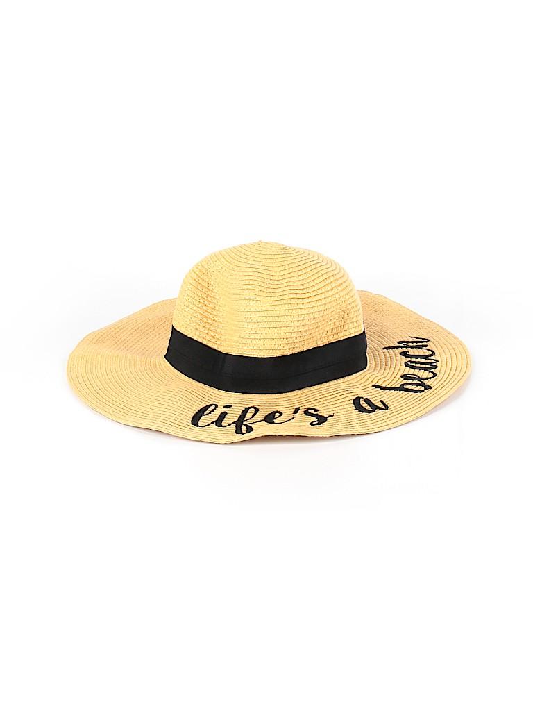 Cheveux Women Sun Hat One Size