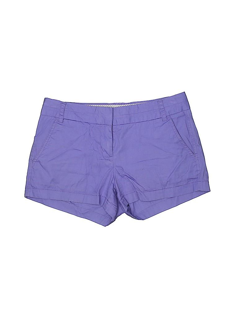 J. Crew Factory Store Women Khaki Shorts Size 2