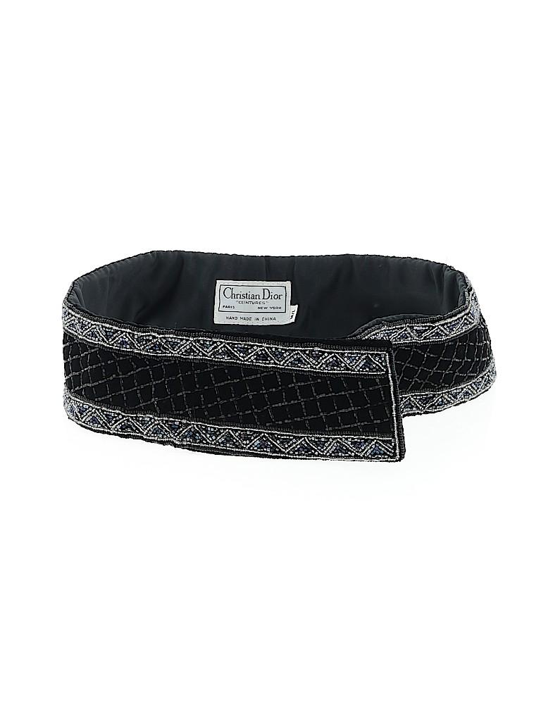 Christian Dior Women Belt Size Med - Lg