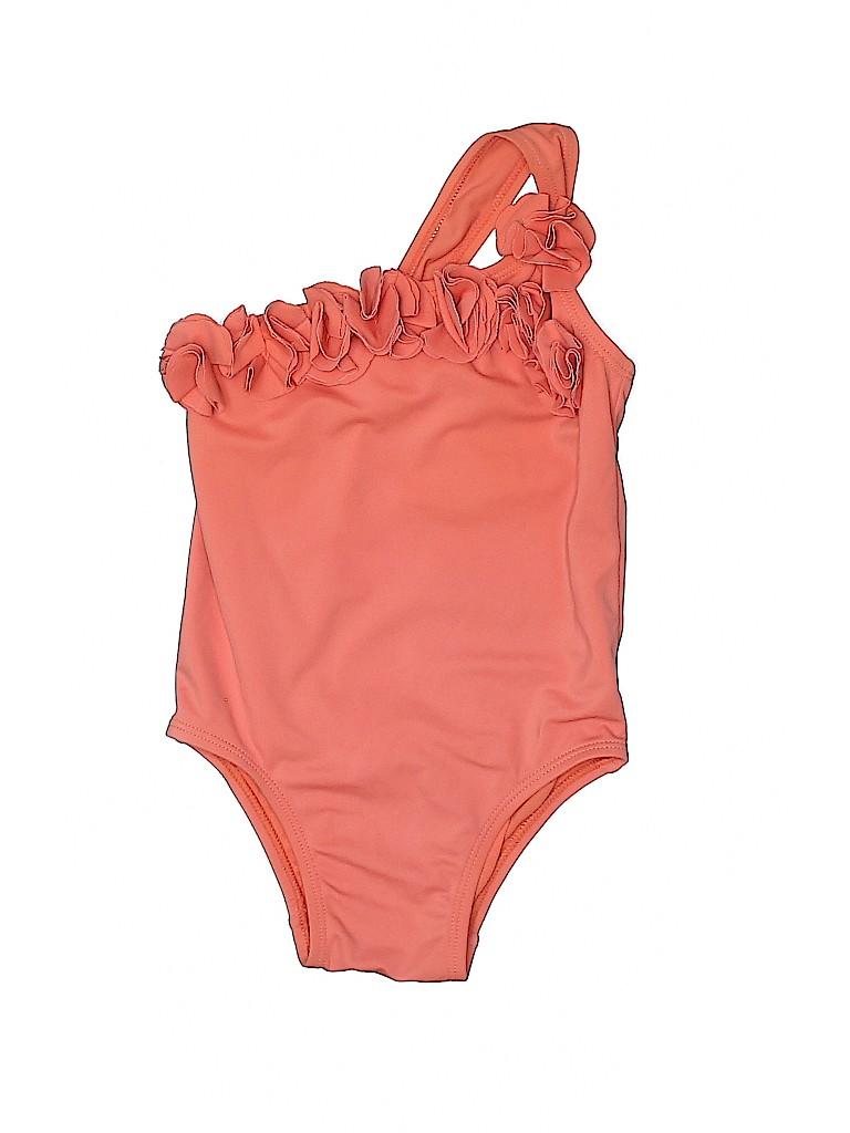 Baby Gap Girls One Piece Swimsuit Size 18-24 mo