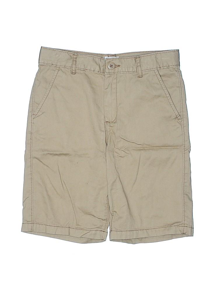 The Children's Place Boys Khaki Shorts Size 10