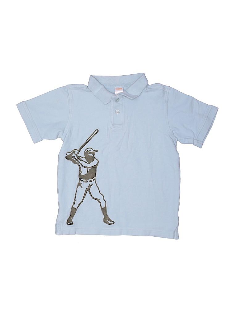 Gymboree Boys Short Sleeve Polo Size 7
