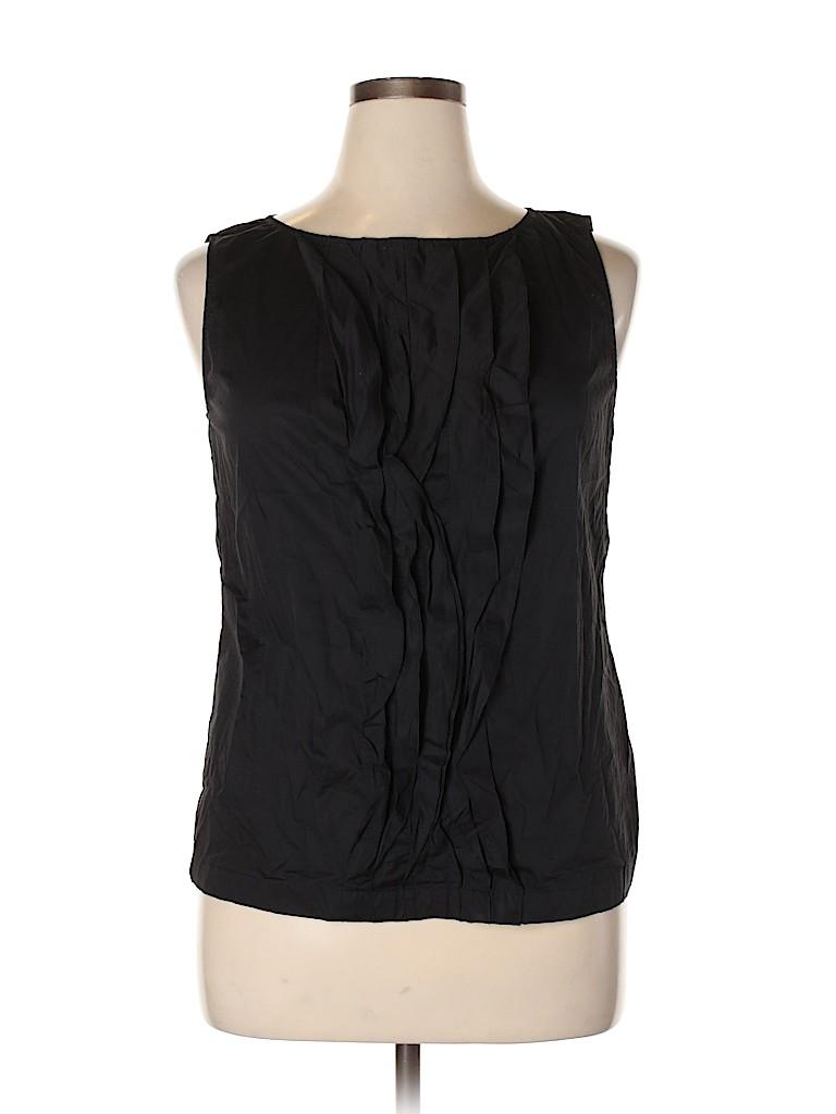 Ann Taylor Women Sleeveless Blouse Size 14