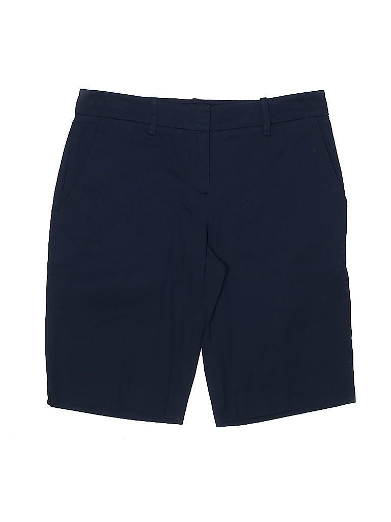 BCBGMAXAZRIA Women Khaki Shorts Size 0