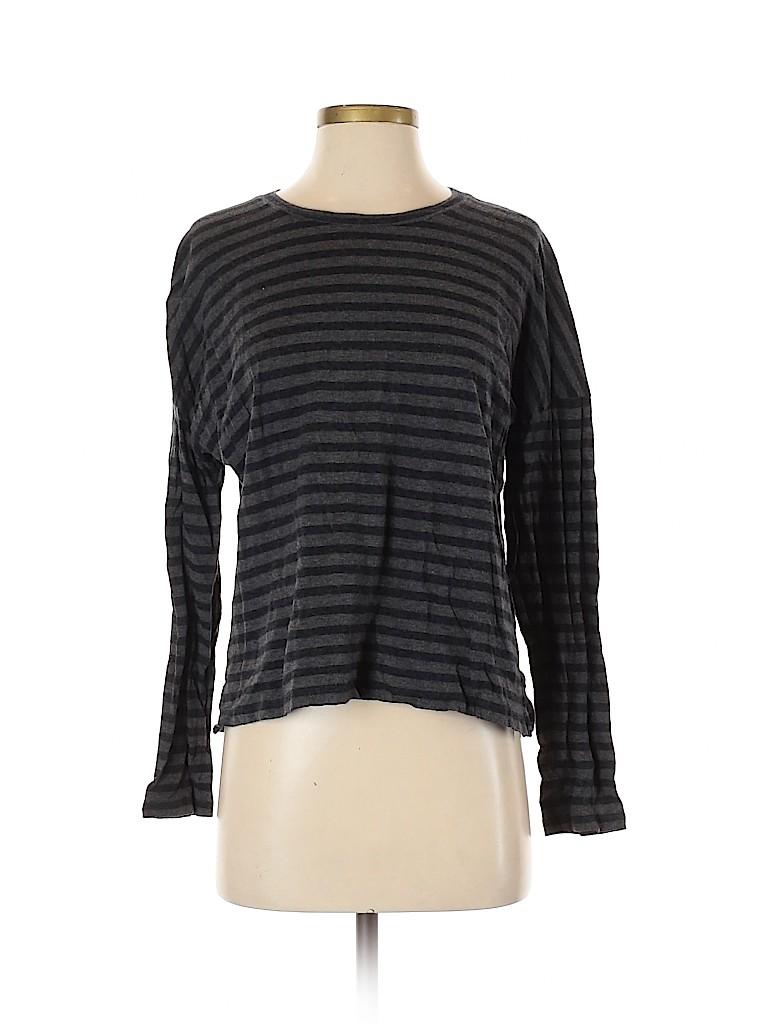 Vince. Women Long Sleeve T-Shirt Size S